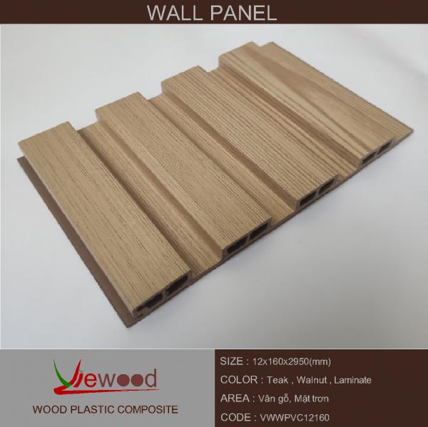 gỗ nhựa PVC 12x160
