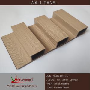 gỗ nhựa PVC 30x202