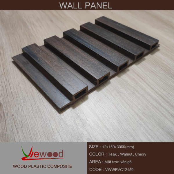 gỗ nhựa PVC 12x159