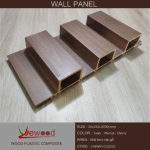 gỗ nhựa PVC 32x232